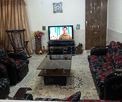 رزرو ارزان خانه ویژه اقامت روزانه اصفهان - 113